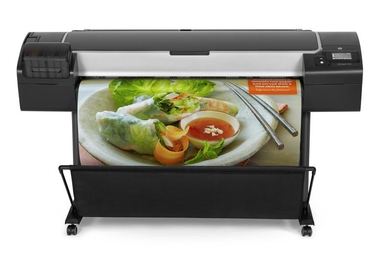 HP Z 5400 Sunrise Printing